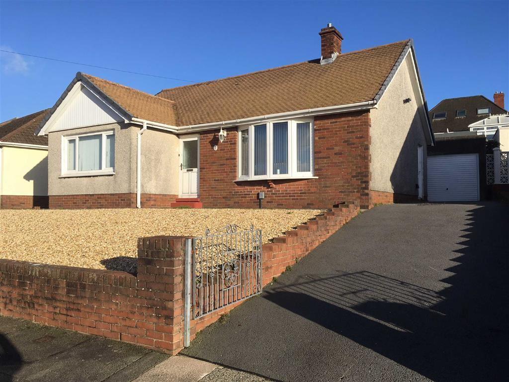 3 Bedrooms Detached Bungalow for sale in Glanbran Road, Birchgrove, Swansea