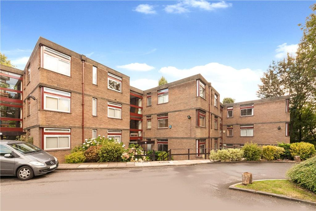 3 Bedrooms Flat for sale in Martlett Lodge, Oak Hill Park, London, NW3
