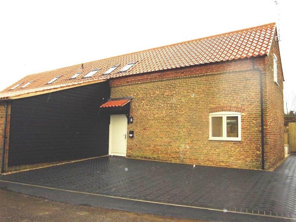 3 Bedrooms Barn Conversion Character Property for rent in MAIN ROAD, HOFFLEET STOW