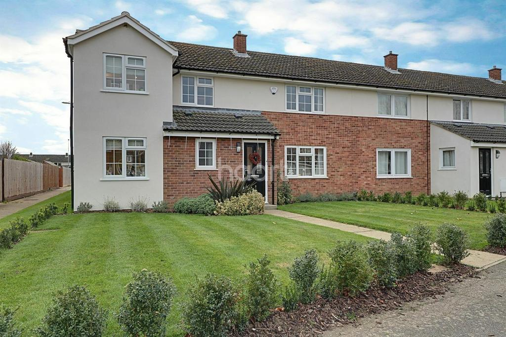 4 Bedrooms End Of Terrace House for sale in Capper Road, Waterbeach