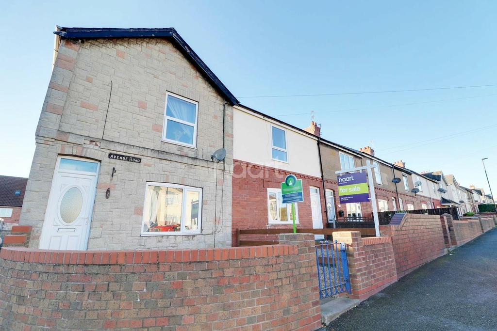 2 Bedrooms End Of Terrace House for sale in Avenue Road, Askern, Doncaster