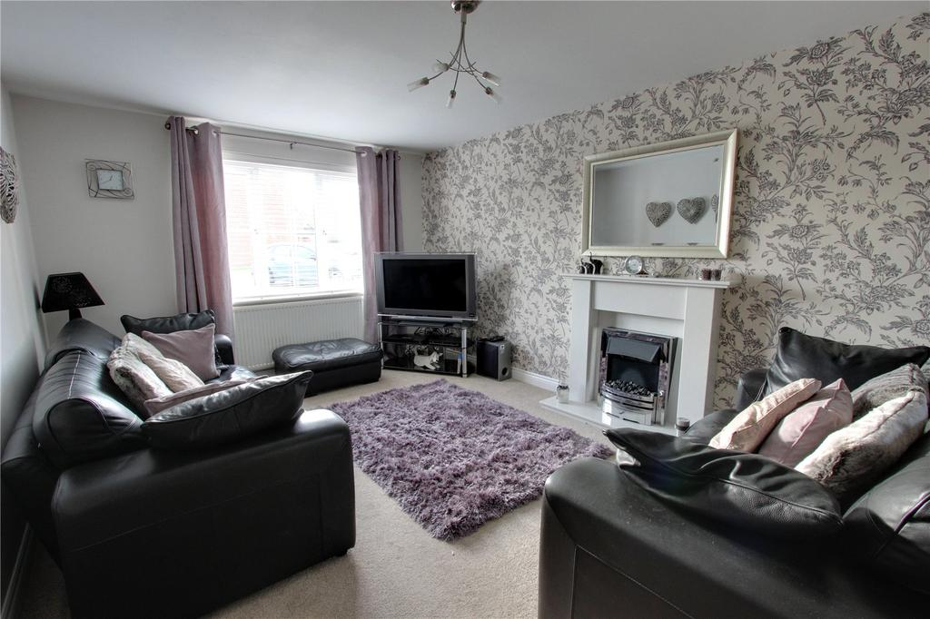 5 Bedrooms Detached House for sale in The Covert, Coulby Newham