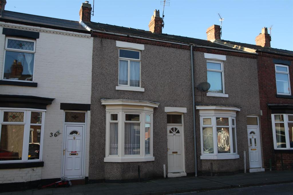 2 Bedrooms Terraced House for sale in Chandos Street, Darlington