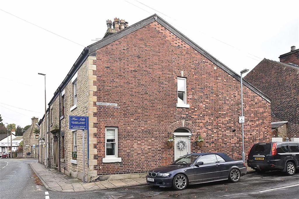 3 Bedrooms Terraced House for sale in Princess Street, Bollington, Macclesfield