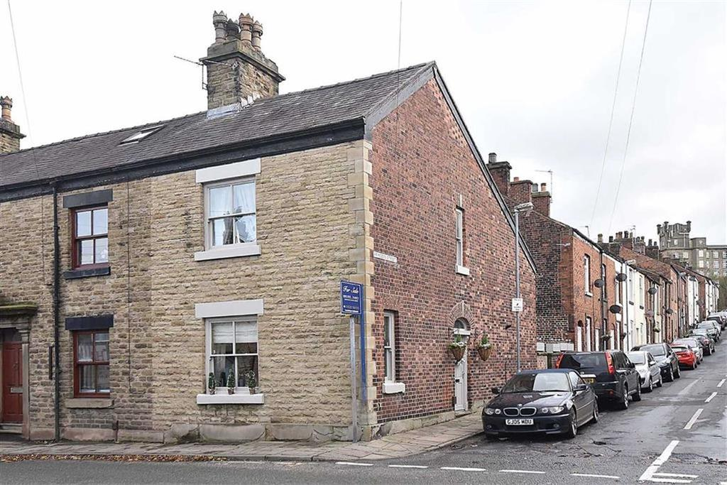 3 Bedrooms End Of Terrace House for sale in Princess Street, Bollington, Macclesfield