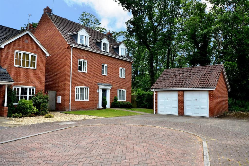 5 Bedrooms Town House for sale in Bryans Close, Coddington, Newark