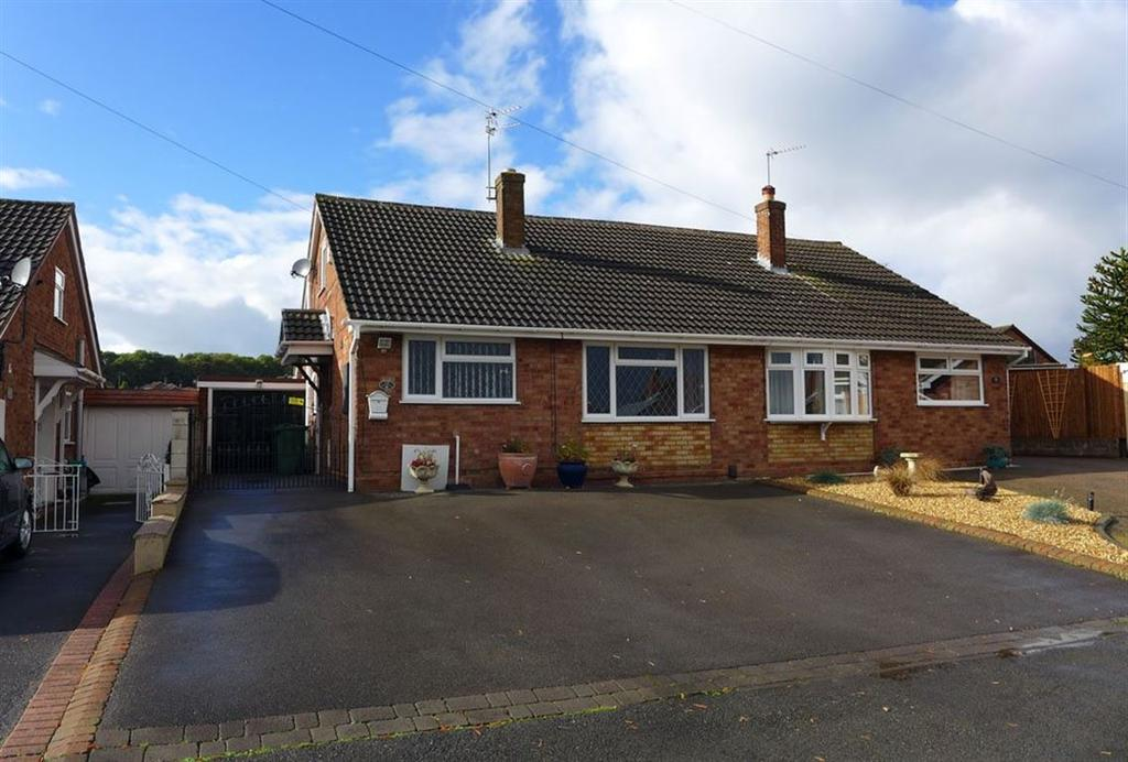 3 Bedrooms Semi Detached House for rent in Kenilworth Close, Wordsley