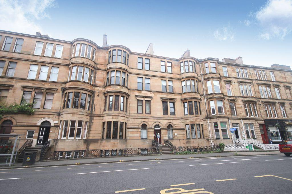 2 Bedrooms Ground Flat for sale in B/R, 8 Highburgh Road, Dowanhill, G12 9YD
