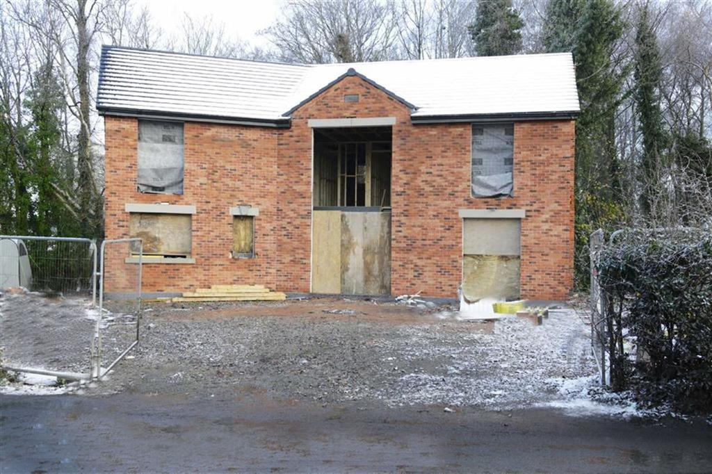 5 Bedrooms Detached House for sale in Wrenbury Road, Nantwich, Cheshire