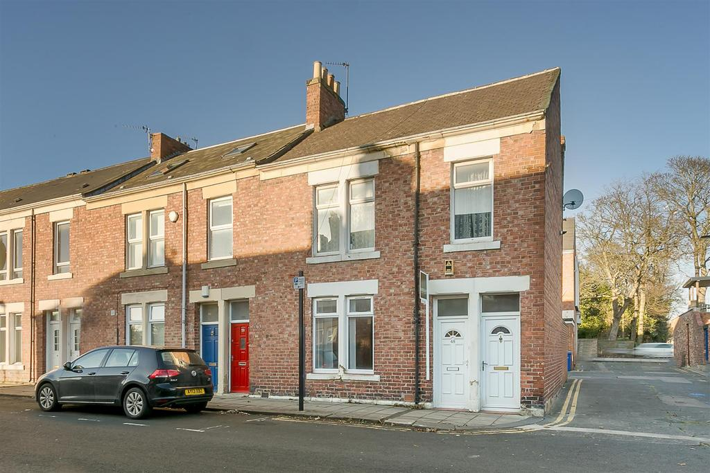 2 Bedrooms Flat for sale in Ancrum Street, Spital Tounges, Newcastle upon Tyne
