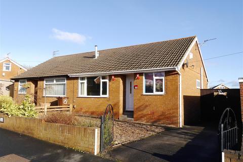 2 bedroom semi-detached bungalow for sale - Caldene Avenue, Low Moor, Bradford, BD12 0JP