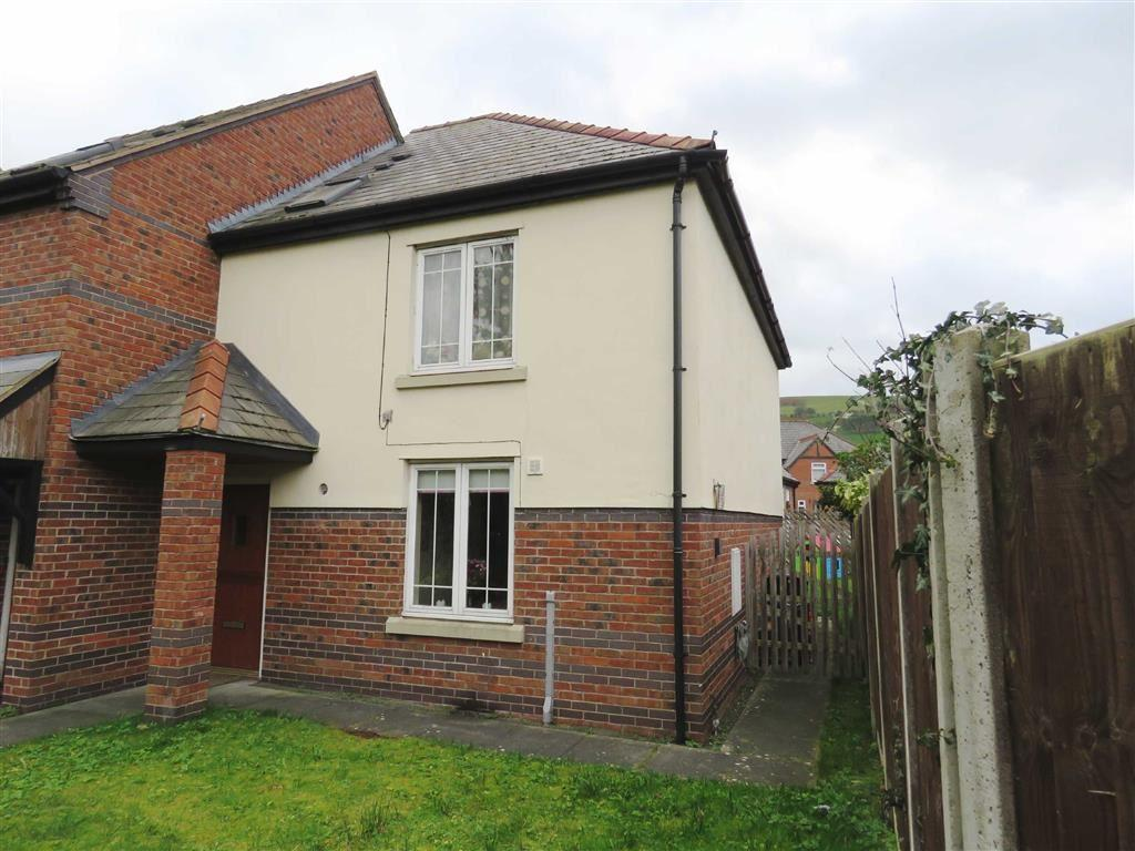 3 Bedrooms Semi Detached House for sale in Parc Caradog, Trewern, SY21