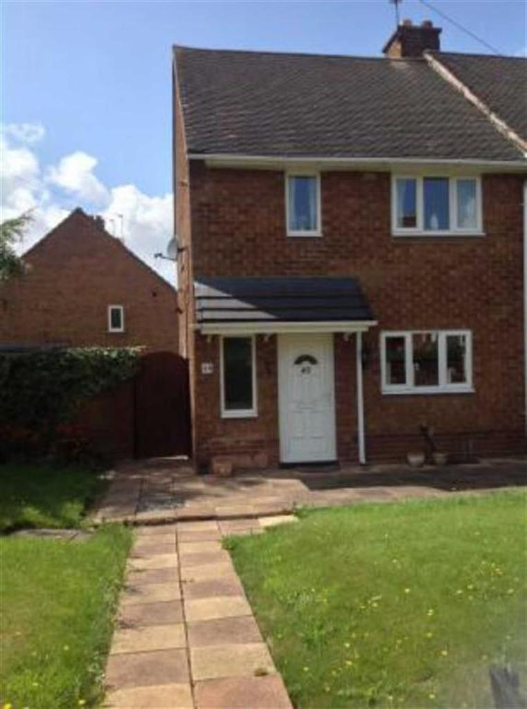 3 Bedrooms End Of Terrace House for sale in Fountains Road, Bloxwich, Walsall