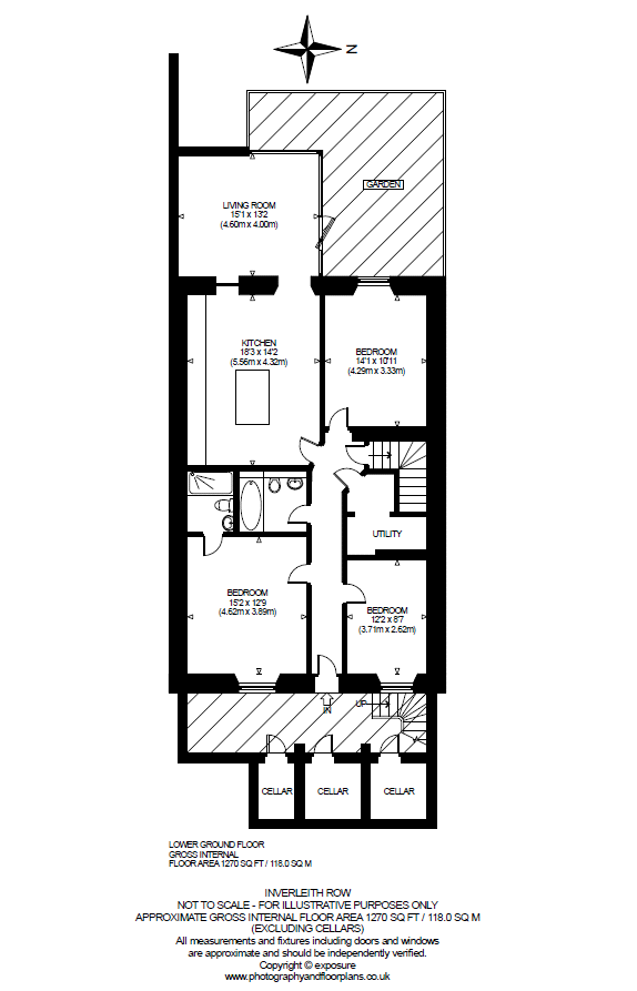 Floorplan 1 of 2: Apartment