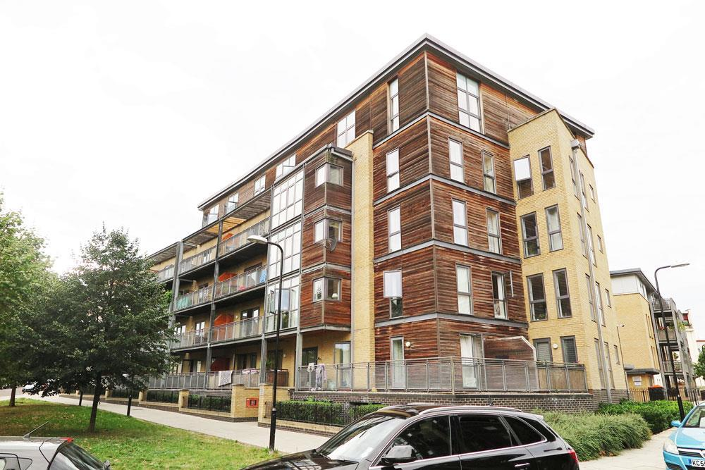 1 Bedroom Flat for sale in Aster Court, Woodmill Road, E5