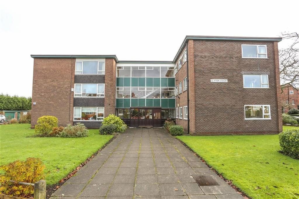 2 Bedrooms Flat for sale in Clifton Court, Heaton Moor