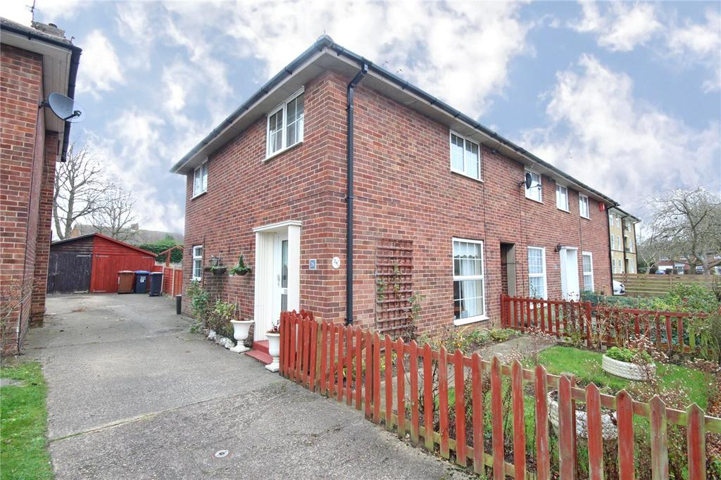 3 Bedrooms End Of Terrace House for sale in Walnut Grove, Welwyn Garden City, Hertfordshire