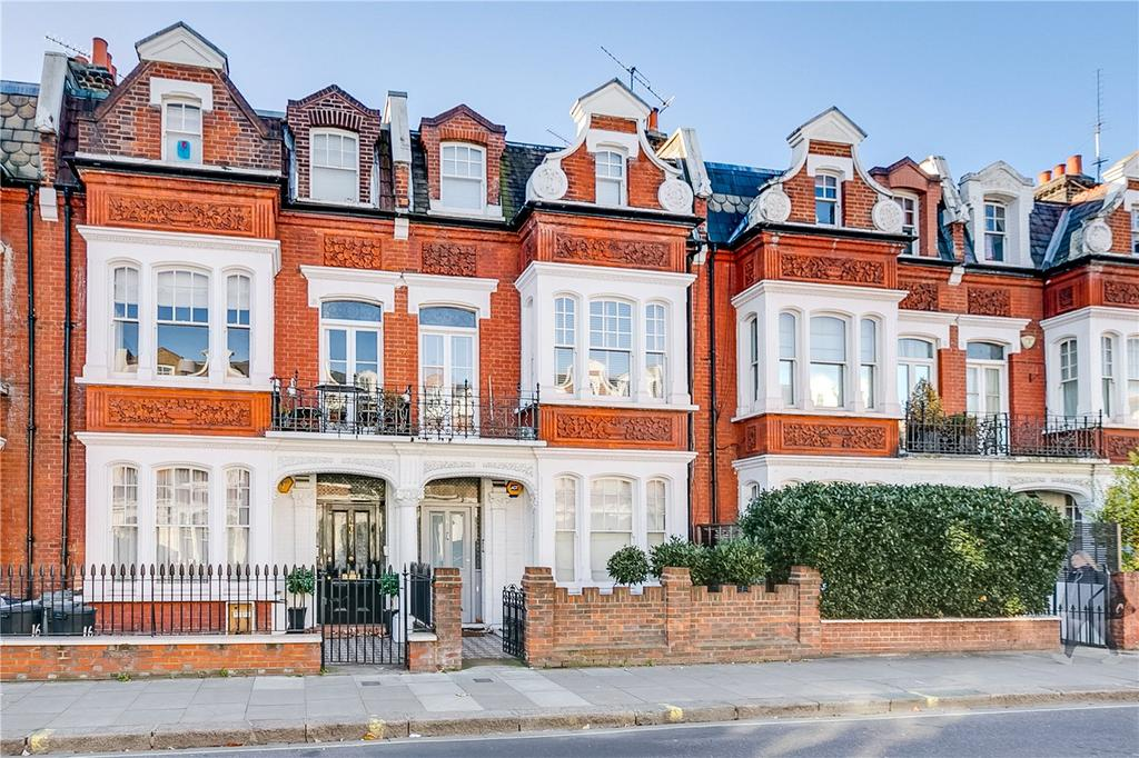 2 Bedrooms Flat for sale in Parsons Green Lane, London, SW6