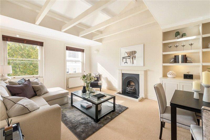 2 Bedrooms Maisonette Flat for sale in Southwell Gardens, London, SW7