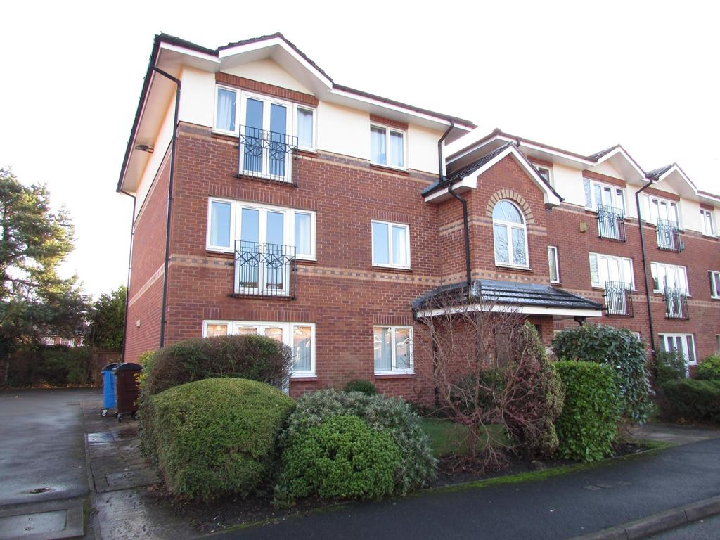 2 Bedrooms Apartment Flat for sale in Flat 3 23, Petworth Close, Sharston, Manchester, M22