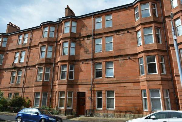 1 Bedroom Flat for sale in 3/2, 35 Elizabeth Street, Glasgow, G51 1SH