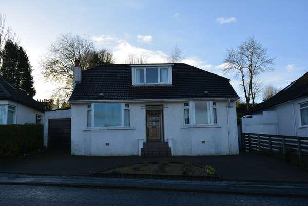 3 Bedrooms Bungalow for sale in 20 Eaglesham Road, Newton Mearns, Glasgow, G77 5BU