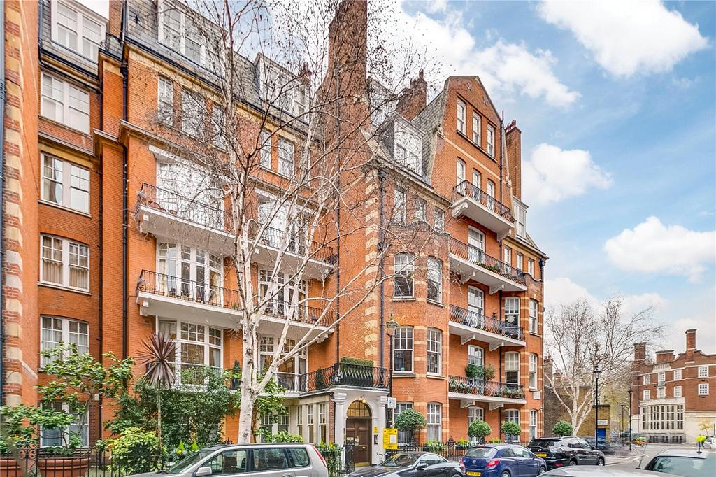 2 Bedrooms Flat for sale in Emery Hill Street, London
