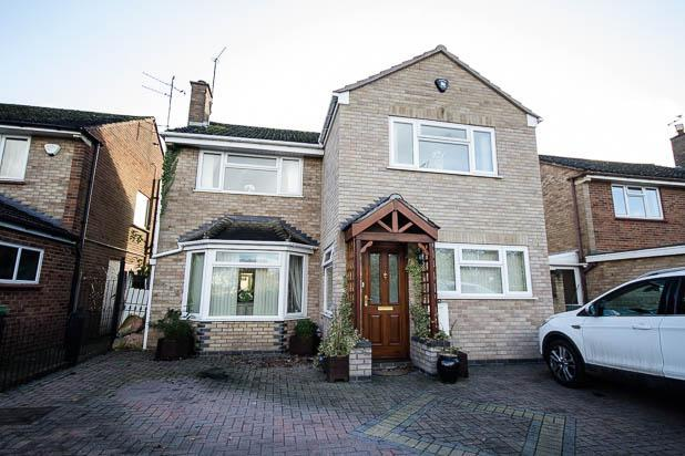 4 Bedrooms Detached House for sale in Miserden Road, Benhall, Cheltenham, GL51 6BP