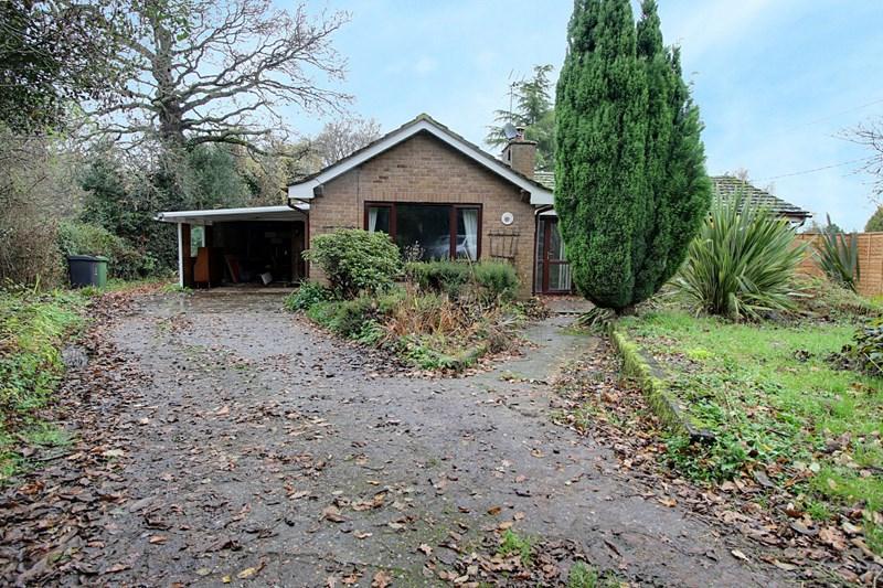 3 Bedrooms Detached Bungalow for rent in Steggs Lane, Westfield, Dereham