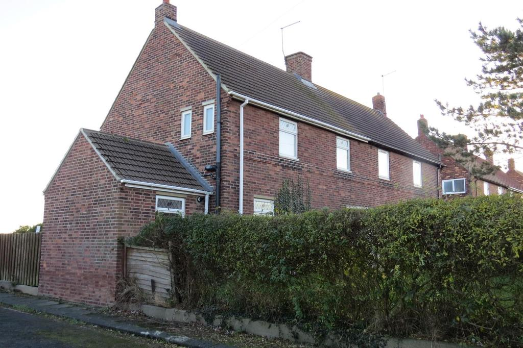3 Bedrooms Semi Detached House for sale in Sea View, Lynemouth, Morpeth