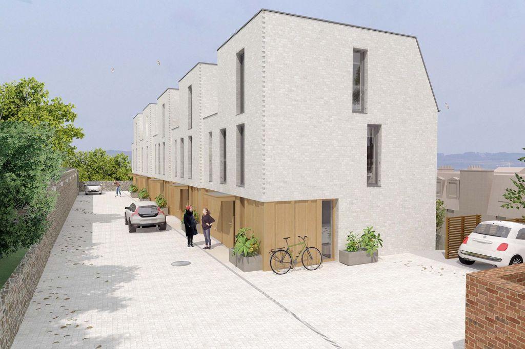 4 Bedrooms Terraced House for sale in Danna, Trinity Mews, 127 Trinity Road, Edinburgh, EH5 3LB