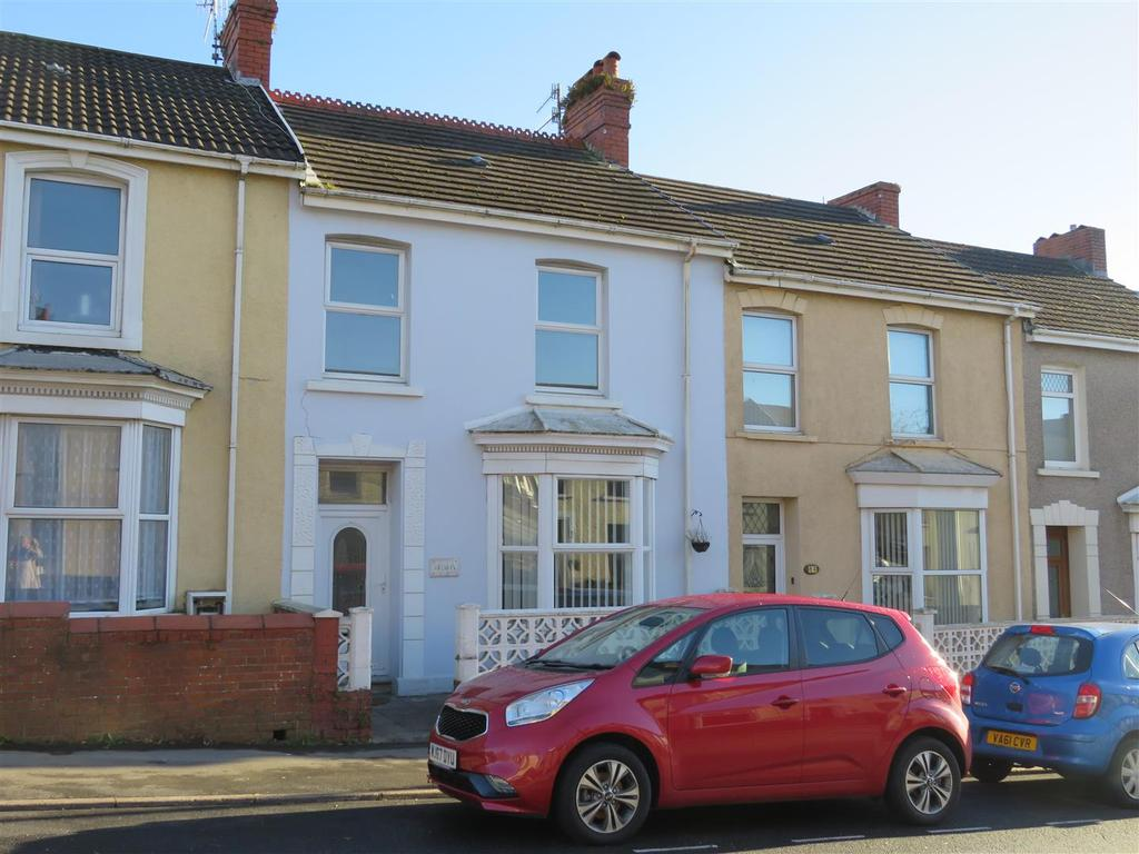 3 Bedrooms Terraced House for sale in Felinfoel Road, Llanelli