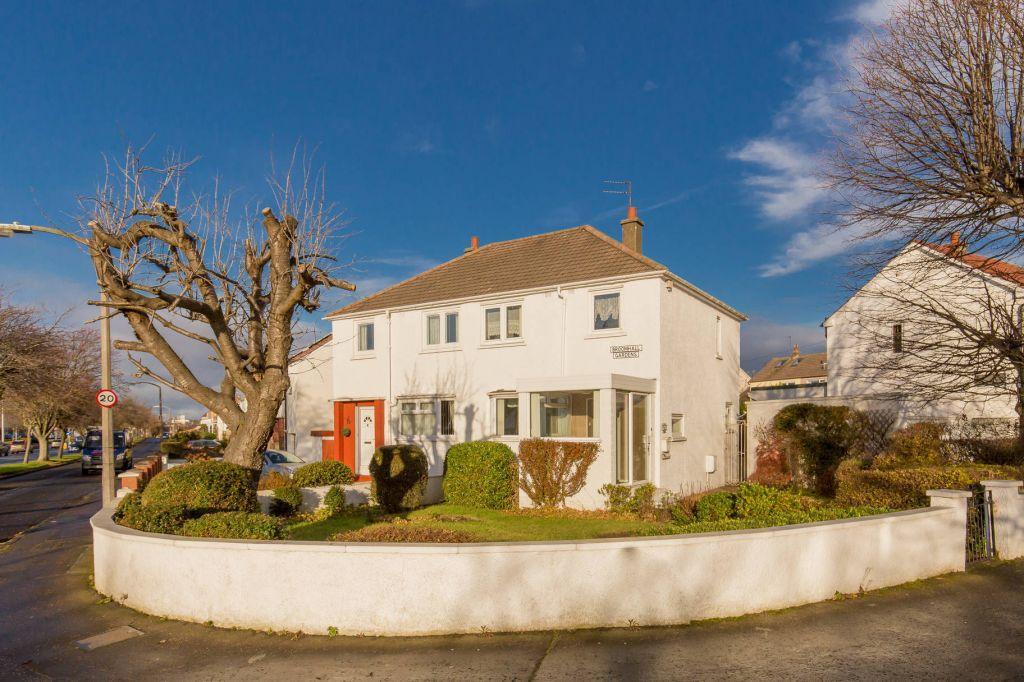 3 Bedrooms Semi Detached House for sale in 48 Broomhall Gardens, Edinburgh, EH12 7QD