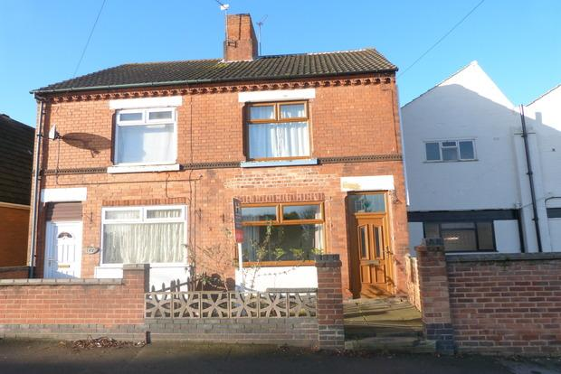 3 Bedrooms Semi Detached House for sale in Charnwood Road, Shepshed, Loughborough, LE12