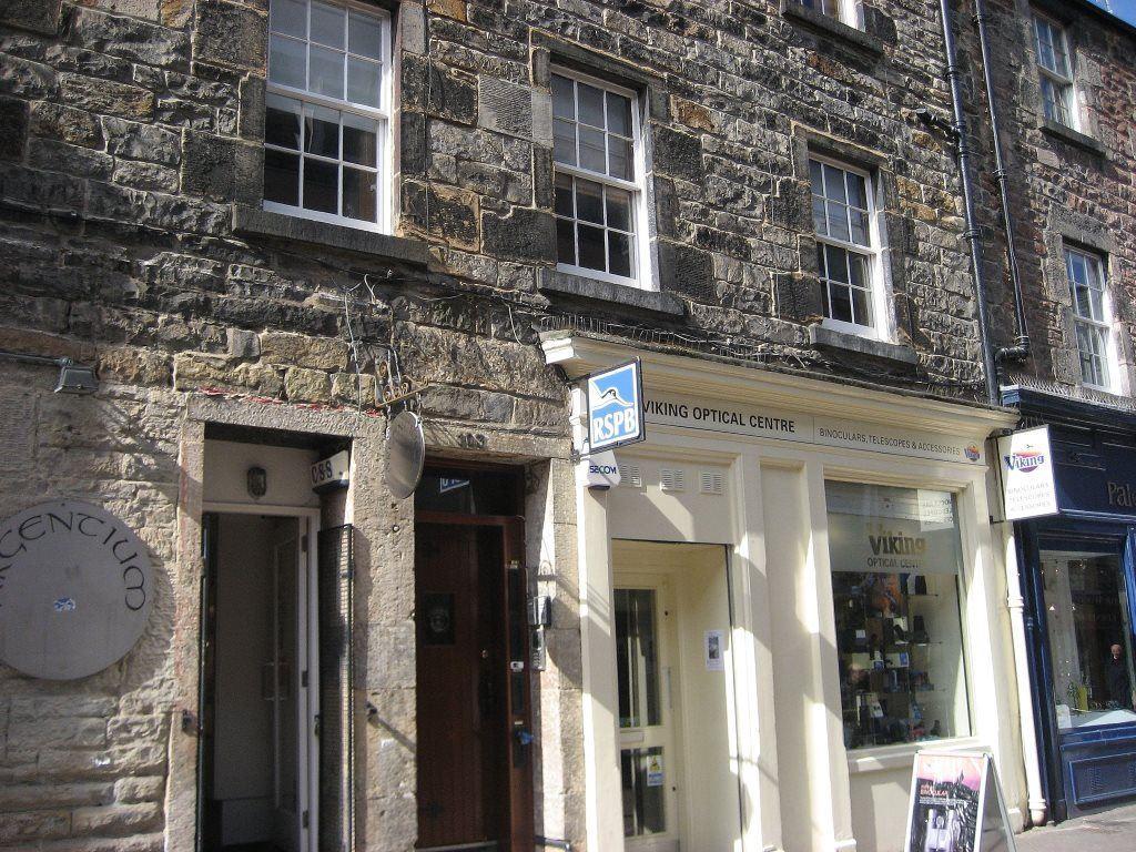 1 Bedroom Flat for rent in Rose Street
