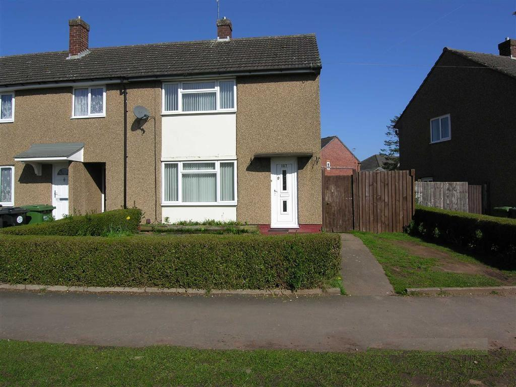 2 Bedrooms Semi Detached House for rent in Canterbury Road, Kidderminster, Worcestershire