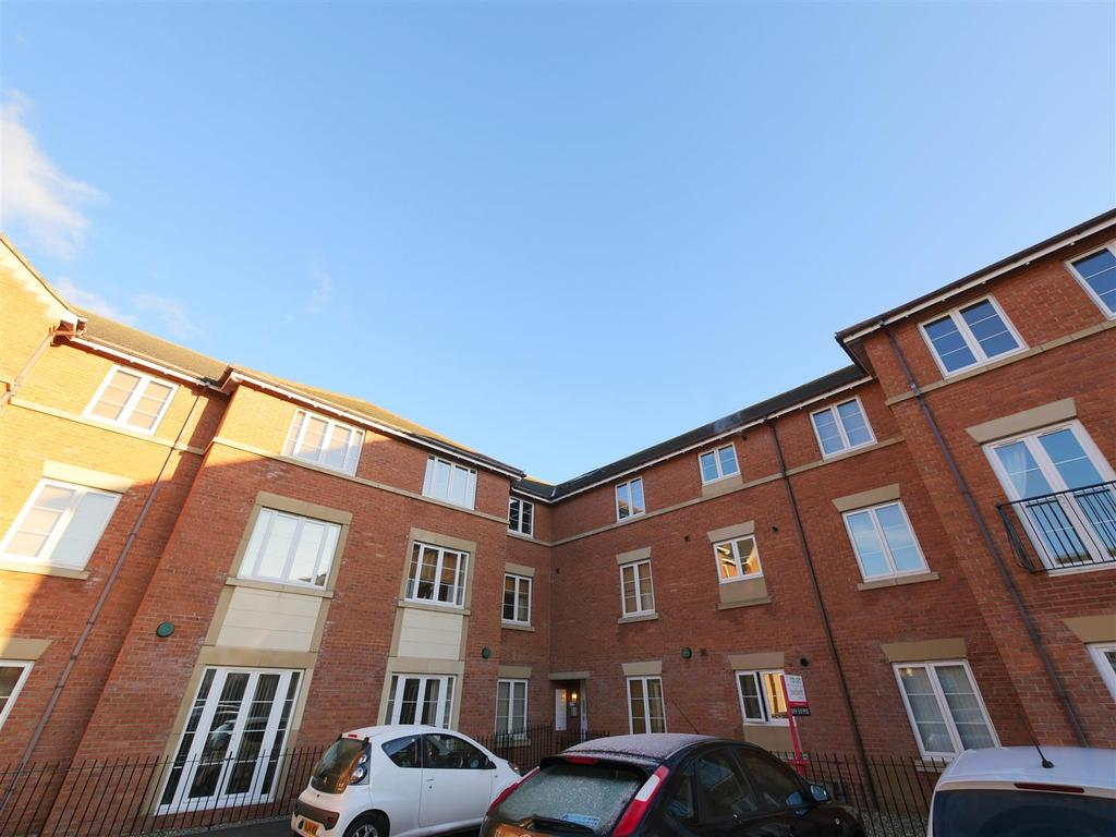 2 Bedrooms Apartment Flat for sale in Aylesford Mews, Ashbrooke, Sunderland