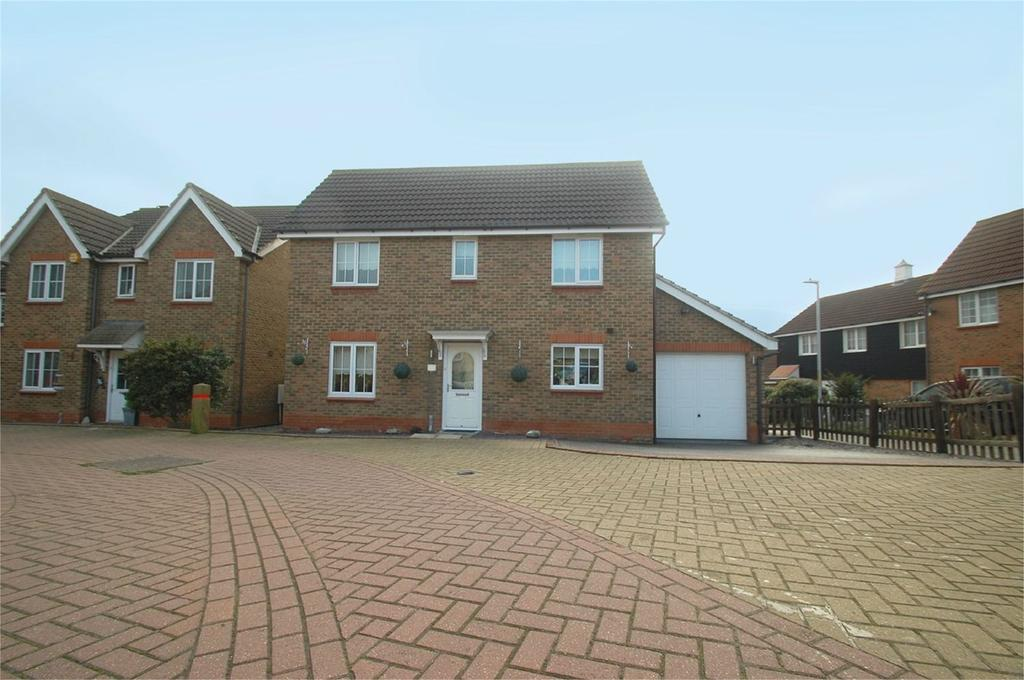 4 Bedrooms Detached House for sale in Charlock Drive, Minster on Sea, Sheerness, ME12