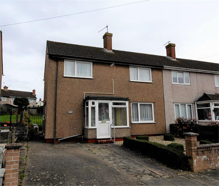 3 Bedrooms Semi Detached House for sale in Hawthorne Avenue, Penarth