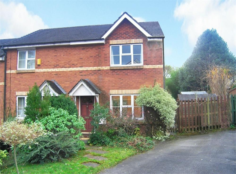 3 Bedrooms End Of Terrace House for sale in Lowfield Drive, Thornhill, Cardiff