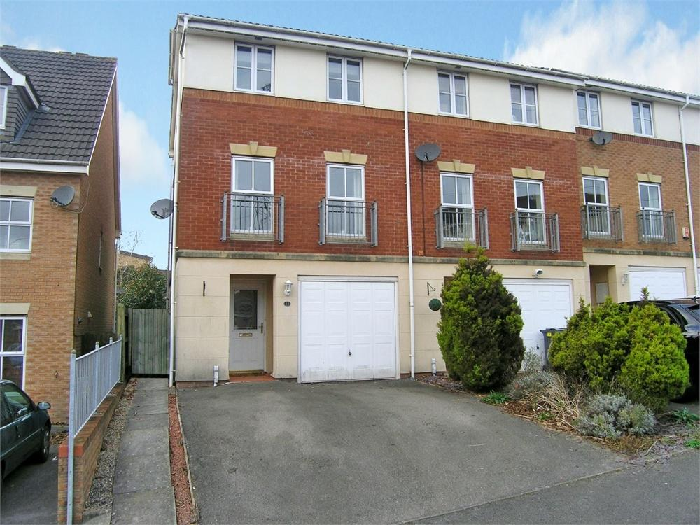 3 Bedrooms End Of Terrace House for sale in Youghal Close, Pontprennau, Cardiff