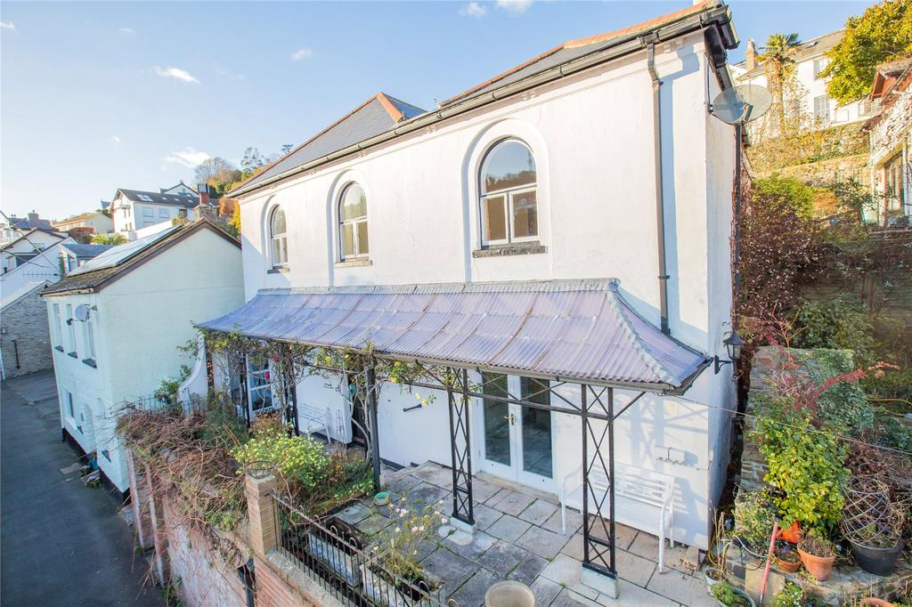 5 Bedrooms Detached House for sale in North Ford Road, Dartmouth, TQ6