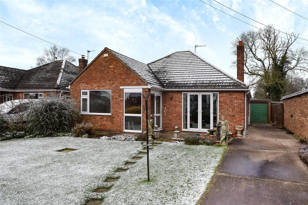 3 Bedrooms Detached Bungalow for sale in West Bank, Saxilby, LN1