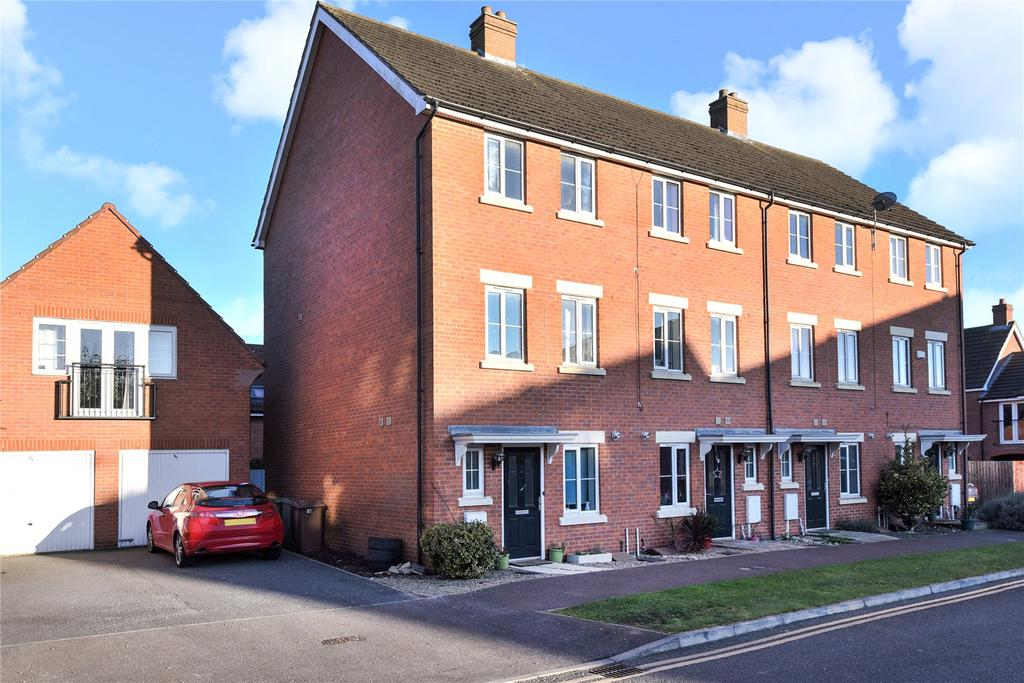 3 Bedrooms End Of Terrace House for sale in Blackfriars Road, Lincoln, LN2