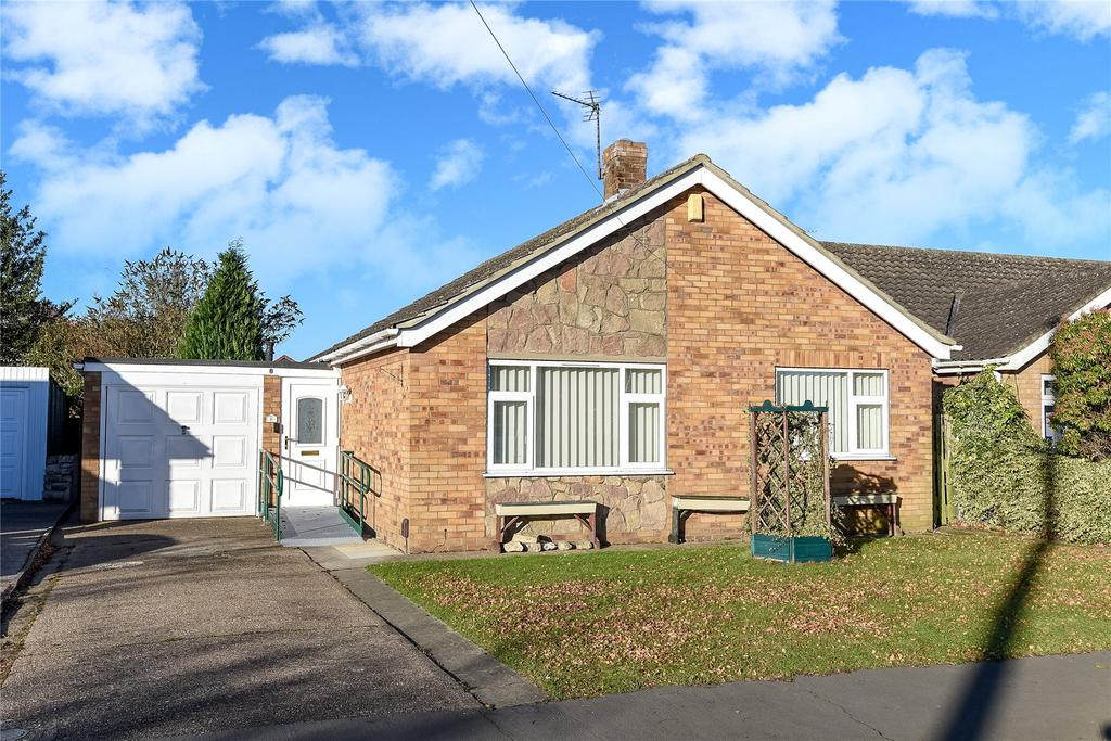 2 Bedrooms Detached Bungalow for sale in Kinder Avenue, North Hykeham, LN6