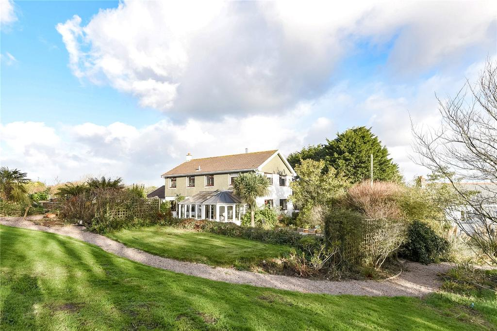 5 Bedrooms House for sale in Breage, Helston, Cornwall, TR13