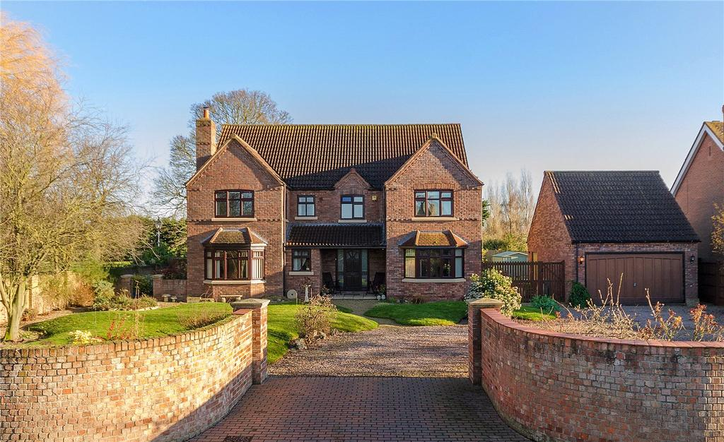 6 Bedrooms Detached House for sale in High Street, South Kyme, LN4