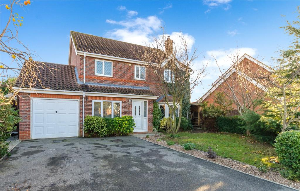 5 Bedrooms Detached House for sale in Colby Way, Heckington, Sleaford, Lincolnshire, NG34