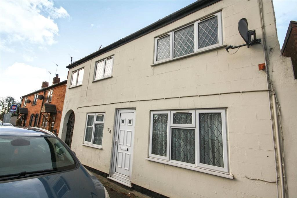 2 Bedrooms Semi Detached House for sale in Church Street, Ruskington, Sleaford, Lincolnshire, NG34