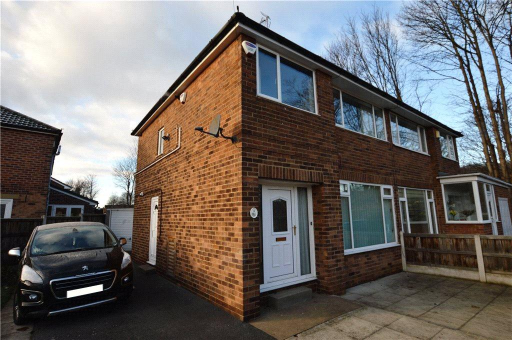 3 Bedrooms Semi Detached House for sale in Secker Street, Wakefield, West Yorkshire